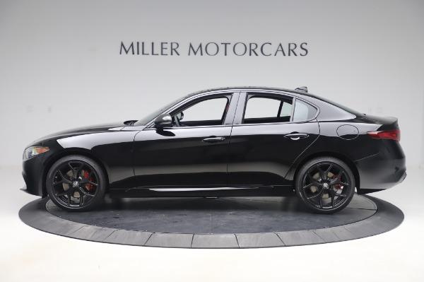 New 2020 Alfa Romeo Giulia Q4 for sale $48,445 at Pagani of Greenwich in Greenwich CT 06830 3