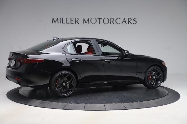 New 2020 Alfa Romeo Giulia Q4 for sale $48,445 at Pagani of Greenwich in Greenwich CT 06830 8