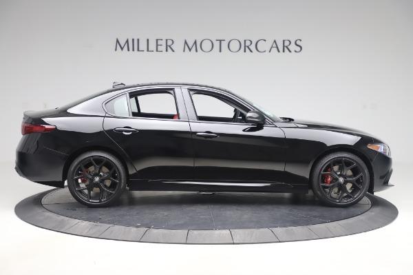 New 2020 Alfa Romeo Giulia Q4 for sale $48,445 at Pagani of Greenwich in Greenwich CT 06830 9
