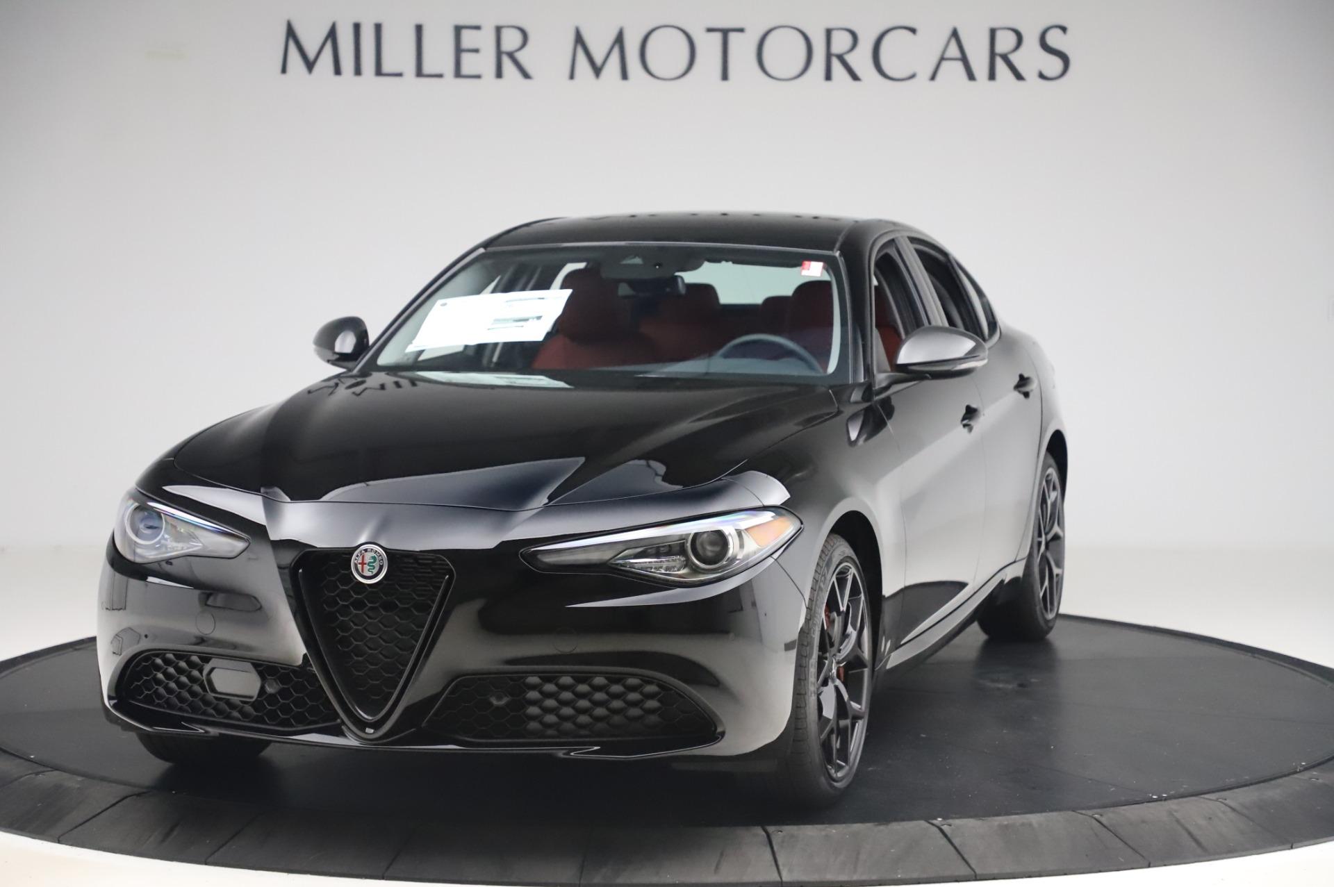 New 2020 Alfa Romeo Giulia Q4 for sale $48,445 at Pagani of Greenwich in Greenwich CT 06830 1