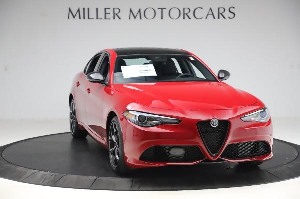 New 2020 Alfa Romeo Giulia Sport Q4 for sale $48,645 at Pagani of Greenwich in Greenwich CT 06830 11
