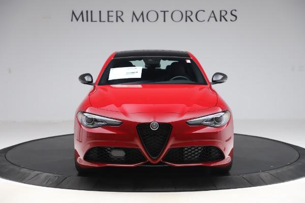 New 2020 Alfa Romeo Giulia Sport Q4 for sale $48,645 at Pagani of Greenwich in Greenwich CT 06830 12