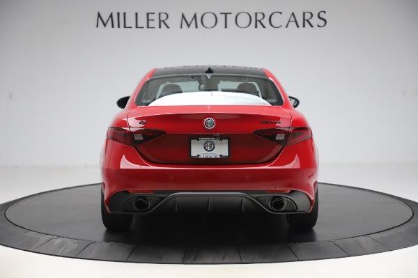 New 2020 Alfa Romeo Giulia Sport Q4 for sale $48,645 at Pagani of Greenwich in Greenwich CT 06830 6