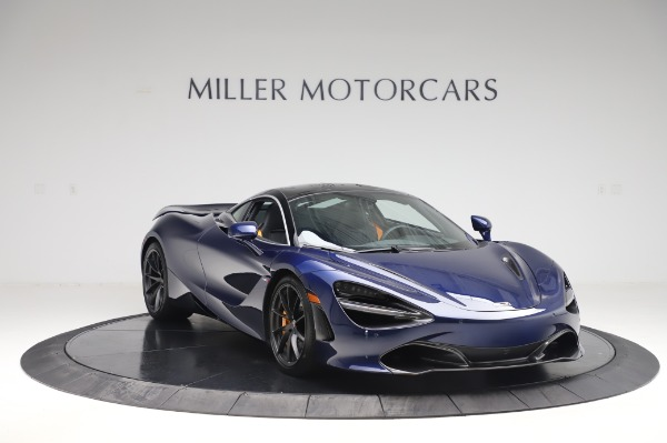 Used 2018 McLaren 720S Luxury for sale Call for price at Pagani of Greenwich in Greenwich CT 06830 10