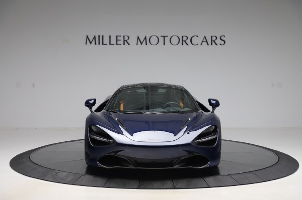 Used 2018 McLaren 720S Luxury for sale Call for price at Pagani of Greenwich in Greenwich CT 06830 11