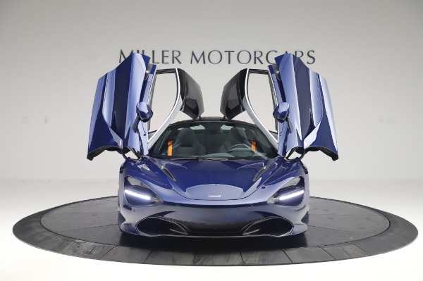 Used 2018 McLaren 720S Luxury for sale Call for price at Pagani of Greenwich in Greenwich CT 06830 12