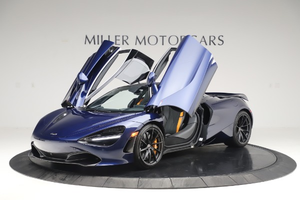 Used 2018 McLaren 720S Luxury for sale Call for price at Pagani of Greenwich in Greenwich CT 06830 13