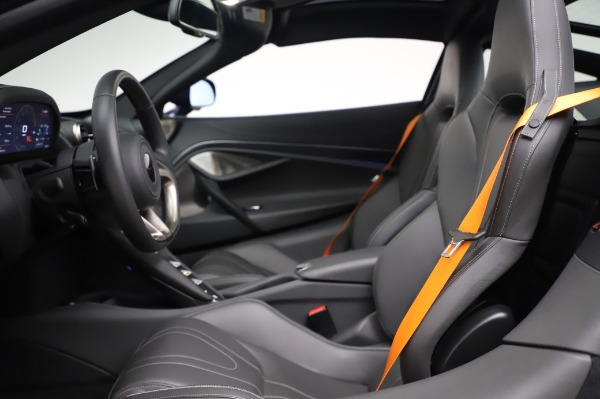 Used 2018 McLaren 720S Luxury for sale Call for price at Pagani of Greenwich in Greenwich CT 06830 17