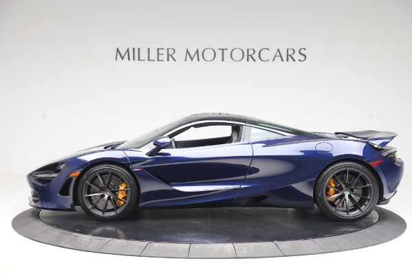 Used 2018 McLaren 720S Luxury for sale Call for price at Pagani of Greenwich in Greenwich CT 06830 2