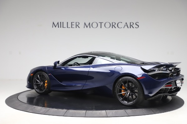 Used 2018 McLaren 720S Luxury for sale Call for price at Pagani of Greenwich in Greenwich CT 06830 3