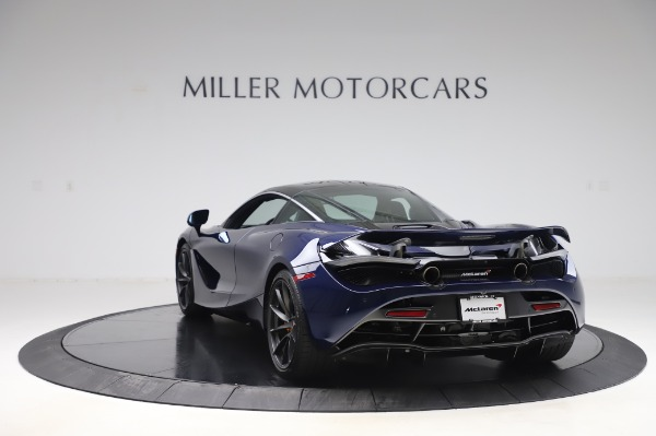 Used 2018 McLaren 720S Luxury for sale Call for price at Pagani of Greenwich in Greenwich CT 06830 4