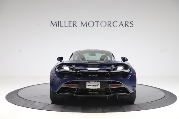 Used 2018 McLaren 720S Luxury for sale Call for price at Pagani of Greenwich in Greenwich CT 06830 5