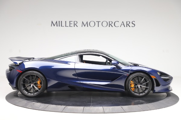 Used 2018 McLaren 720S Luxury for sale Call for price at Pagani of Greenwich in Greenwich CT 06830 8