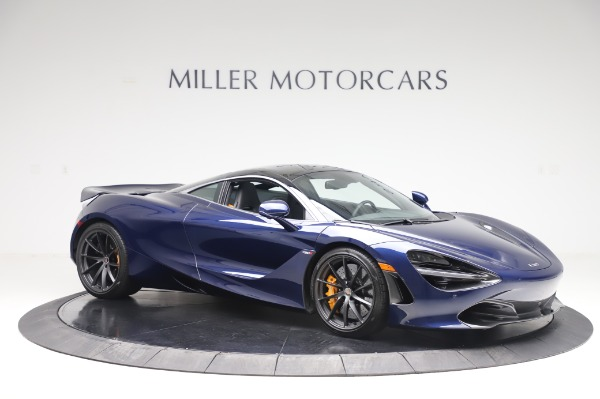 Used 2018 McLaren 720S Luxury for sale Call for price at Pagani of Greenwich in Greenwich CT 06830 9