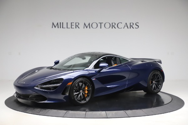 Used 2018 McLaren 720S Luxury for sale Call for price at Pagani of Greenwich in Greenwich CT 06830 1