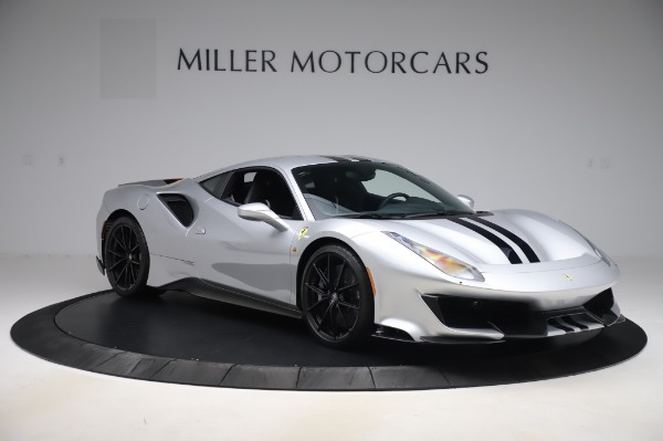Used 2019 Ferrari 488 Pista for sale $451,900 at Pagani of Greenwich in Greenwich CT 06830 11