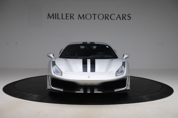 Used 2019 Ferrari 488 Pista for sale $451,900 at Pagani of Greenwich in Greenwich CT 06830 12