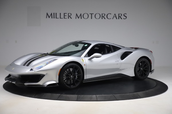 Used 2019 Ferrari 488 Pista for sale $451,900 at Pagani of Greenwich in Greenwich CT 06830 2