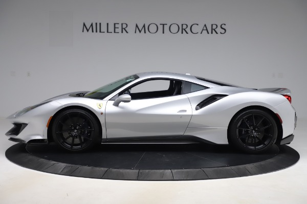 Used 2019 Ferrari 488 Pista for sale $451,900 at Pagani of Greenwich in Greenwich CT 06830 3