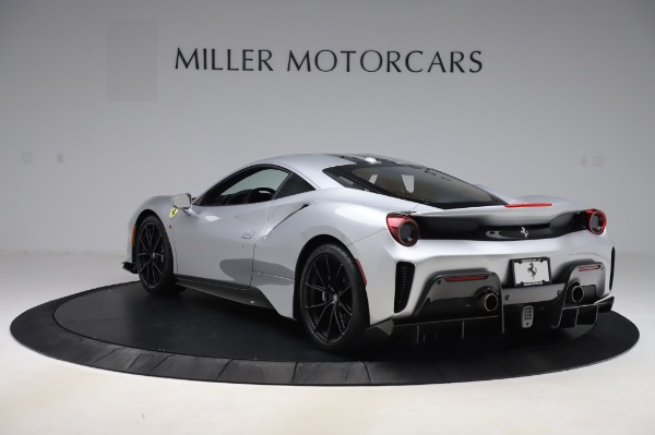 Used 2019 Ferrari 488 Pista for sale $451,900 at Pagani of Greenwich in Greenwich CT 06830 5