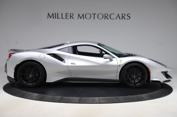Used 2019 Ferrari 488 Pista for sale $451,900 at Pagani of Greenwich in Greenwich CT 06830 9