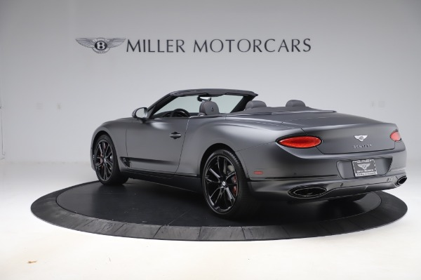 New 2020 Bentley Continental GTC W12 for sale $329,600 at Pagani of Greenwich in Greenwich CT 06830 5