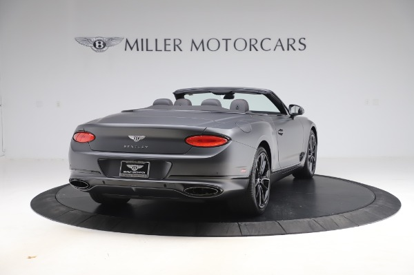 New 2020 Bentley Continental GTC W12 for sale $329,600 at Pagani of Greenwich in Greenwich CT 06830 7