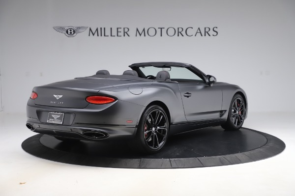 New 2020 Bentley Continental GTC W12 for sale $329,600 at Pagani of Greenwich in Greenwich CT 06830 8