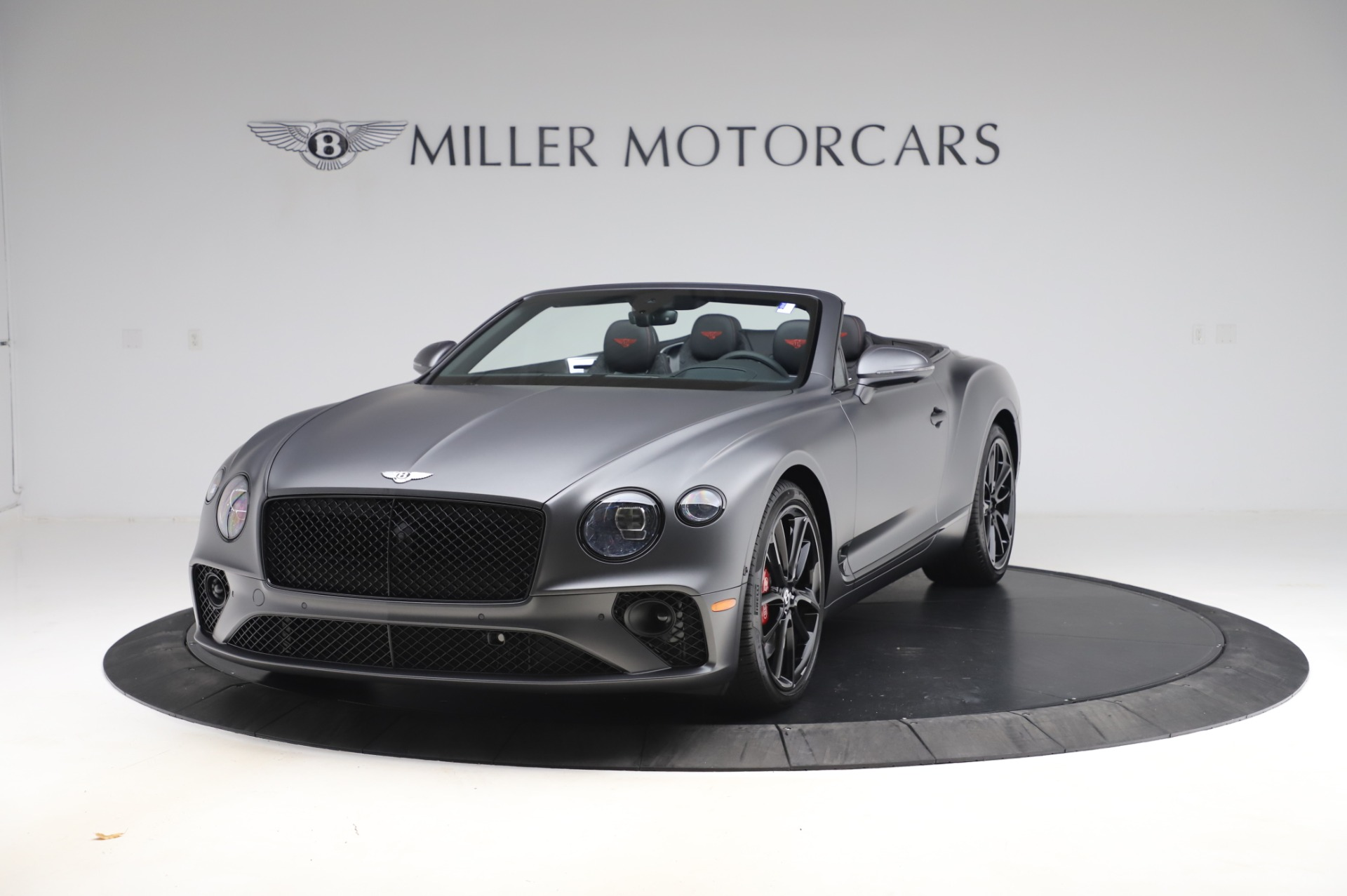 New 2020 Bentley Continental GTC W12 for sale $329,600 at Pagani of Greenwich in Greenwich CT 06830 1