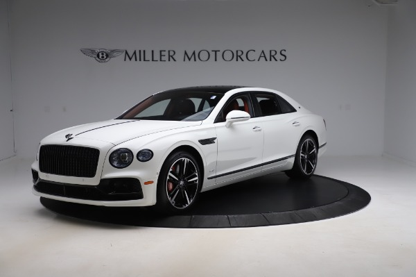 New 2020 Bentley Flying Spur W12 First Edition for sale $276,130 at Pagani of Greenwich in Greenwich CT 06830 2