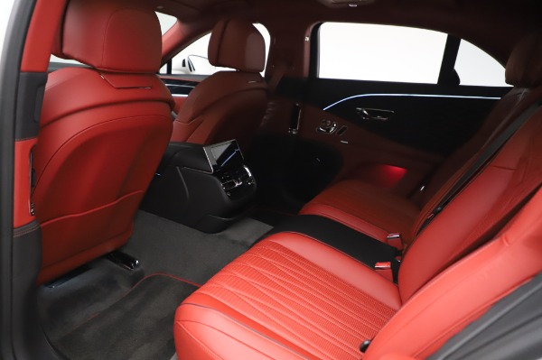 New 2020 Bentley Flying Spur W12 First Edition for sale Sold at Pagani of Greenwich in Greenwich CT 06830 20