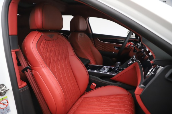New 2020 Bentley Flying Spur W12 First Edition for sale Sold at Pagani of Greenwich in Greenwich CT 06830 26