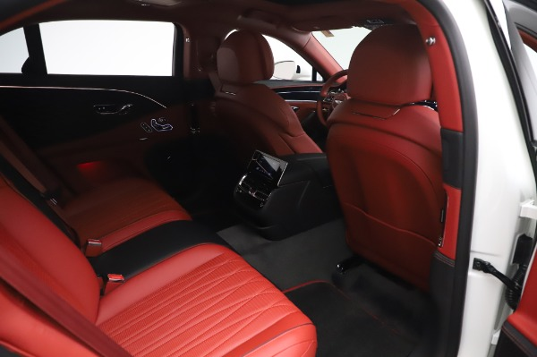 New 2020 Bentley Flying Spur W12 First Edition for sale Sold at Pagani of Greenwich in Greenwich CT 06830 27