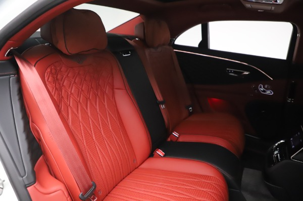 New 2020 Bentley Flying Spur W12 First Edition for sale Sold at Pagani of Greenwich in Greenwich CT 06830 28