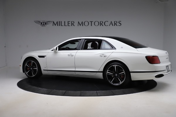 New 2020 Bentley Flying Spur W12 First Edition for sale $276,130 at Pagani of Greenwich in Greenwich CT 06830 4