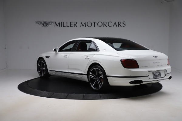 New 2020 Bentley Flying Spur W12 First Edition for sale $276,130 at Pagani of Greenwich in Greenwich CT 06830 5