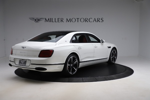 New 2020 Bentley Flying Spur W12 First Edition for sale $276,130 at Pagani of Greenwich in Greenwich CT 06830 8