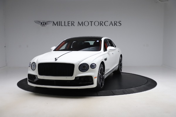 New 2020 Bentley Flying Spur W12 First Edition for sale $276,130 at Pagani of Greenwich in Greenwich CT 06830 1