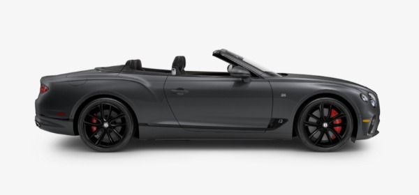 New 2020 Bentley Continental GTC W12 First Edition for sale $309,635 at Pagani of Greenwich in Greenwich CT 06830 2
