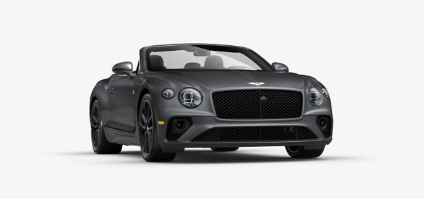New 2020 Bentley Continental GTC W12 First Edition for sale $309,635 at Pagani of Greenwich in Greenwich CT 06830 5