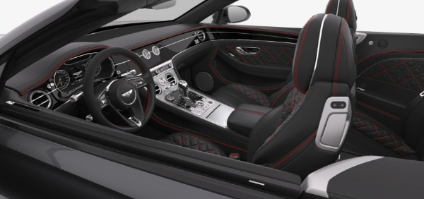 New 2020 Bentley Continental GTC W12 First Edition for sale $309,635 at Pagani of Greenwich in Greenwich CT 06830 7