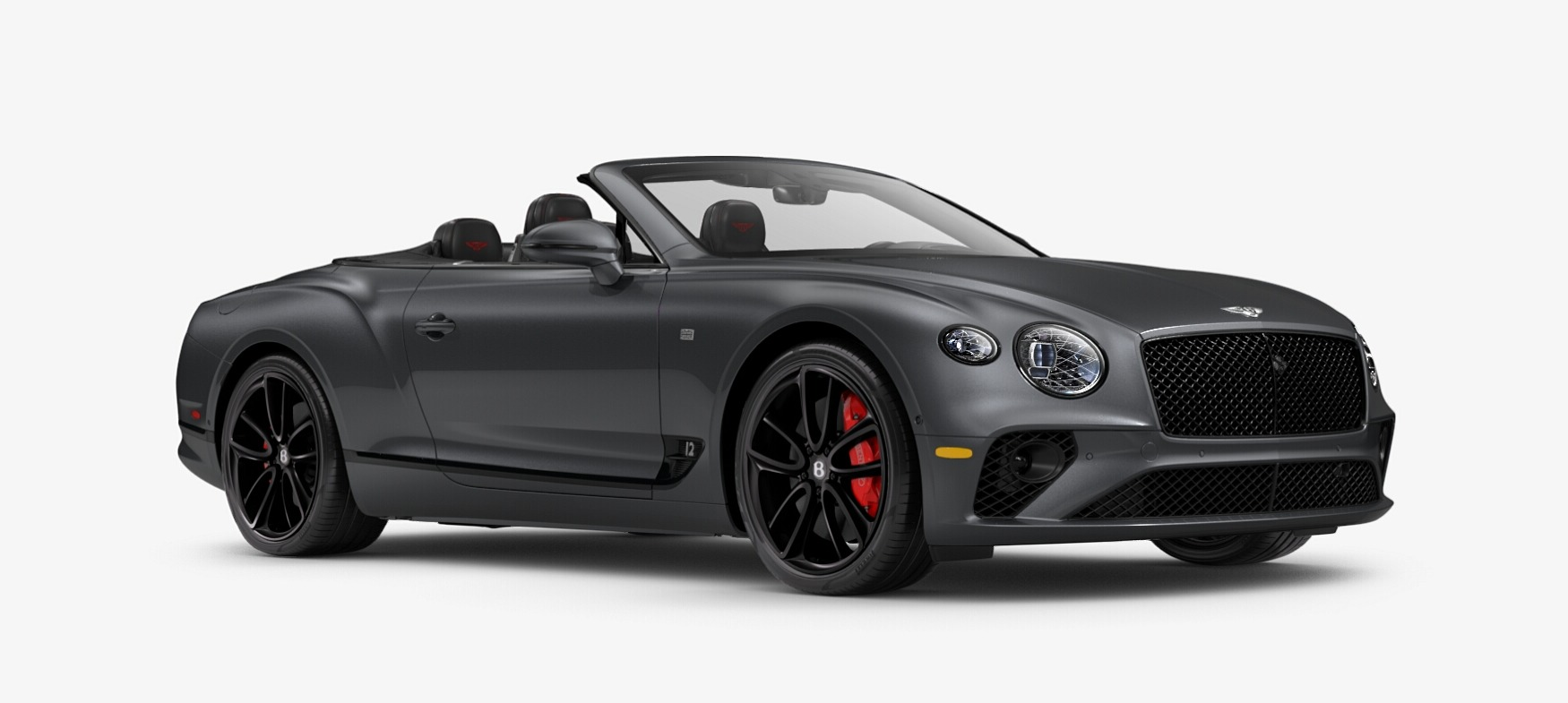 New 2020 Bentley Continental GTC W12 First Edition for sale $309,635 at Pagani of Greenwich in Greenwich CT 06830 1