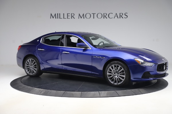 Used 2017 Maserati Ghibli S Q4 for sale $41,900 at Pagani of Greenwich in Greenwich CT 06830 10
