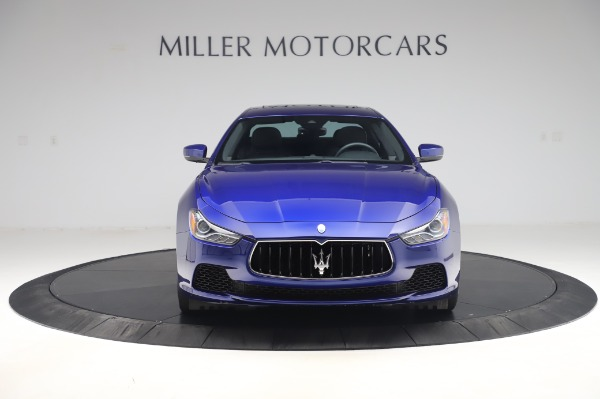 Used 2017 Maserati Ghibli S Q4 for sale $41,900 at Pagani of Greenwich in Greenwich CT 06830 12