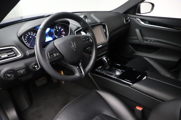 Used 2017 Maserati Ghibli S Q4 for sale $41,900 at Pagani of Greenwich in Greenwich CT 06830 13