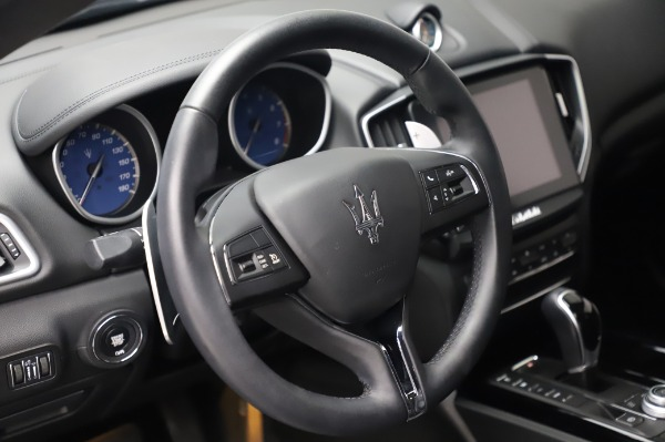 Used 2017 Maserati Ghibli S Q4 for sale $41,900 at Pagani of Greenwich in Greenwich CT 06830 16