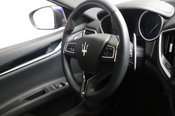 Used 2017 Maserati Ghibli S Q4 for sale $41,900 at Pagani of Greenwich in Greenwich CT 06830 22