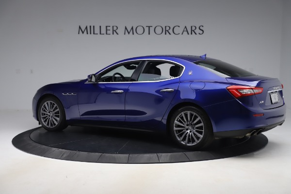 Used 2017 Maserati Ghibli S Q4 for sale $41,900 at Pagani of Greenwich in Greenwich CT 06830 4