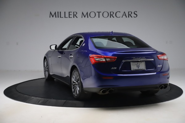 Used 2017 Maserati Ghibli S Q4 for sale $41,900 at Pagani of Greenwich in Greenwich CT 06830 5