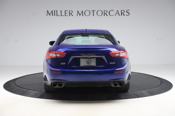 Used 2017 Maserati Ghibli S Q4 for sale $41,900 at Pagani of Greenwich in Greenwich CT 06830 6